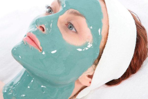 альгитная маска